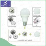 indicatore luminoso di lampadina di 220V 5W 7W 9W 12W LED