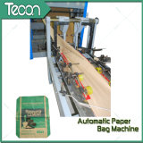 Maquinaria colada automática do saco do cimento