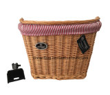 2015 quente - cesta da bicicleta do salgueiro da venda para a bicicleta (HBG-150)