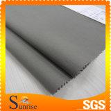 Capa 100% del carbón de la tela de la tela cruzada del algodón (SRSC497)