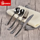 Shinny Finish를 가진 처분할 수 있는 Plastic Silverware Cutlery Set