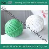 洗濯機のためのシリコーンゴムの洗浄の球