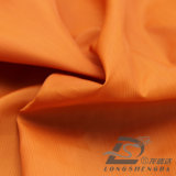 agua de 40d 340t y de la ropa de deportes tela rayada tejida chaqueta al aire libre Viento-Resistente 100% del poliester del filamento del telar jacquar abajo (53130)