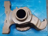 Отливка песка OEM, отливка утюга, тормоз колеса для землечерпалки