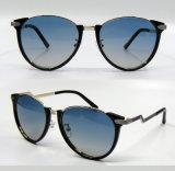 Gafas de sol plásticas de la manera del diseñador a estrenar para las mujeres/señora (DP1250YZ)