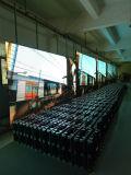 Dünne helle Schrank P5.95 farbenreiche LED-Bildschirmanzeige