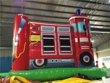 4X5m 높은 Quality Fire Engine Inflatable Bouncer