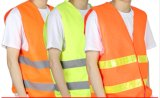 Safety Vest Safety JacketおよびTraffic Safety Clothingのための明るいBelt Reflective Strip Reflective Fabric Tape