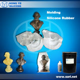 High Duplication時間のMoldingのための錫Cure Silicon Rubber