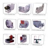 Ventilateur centrifuge de résistance de température élevée de Yuton dans le boîtier de défilement