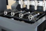 De houten CNC van de Cilinder Machine van Engrarving van de Router met Roterend Hoofd (vct-1590r-4H)