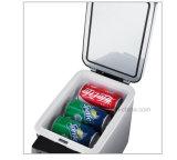 Охладитель или более теплый миниый холодильник 106A-1 автомобиля или домашних автомобиля 6L