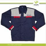 Куртка минирование изготовленный на заказ дешевых людей полиэфира отражательная (ky-u0706)