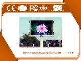 Tela de indicador quente do diodo emissor de luz do anúncio ao ar livre de cor cheia SMD da venda P8