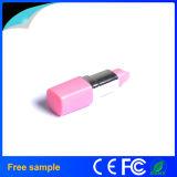 부피 2GB-128GB 대중적인 플라스틱 립스틱 USB 섬광 드라이브
