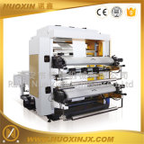 Zwei Farbe Flexography Drucken-Maschine (Serien NX-4)