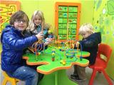 車シリーズ子供のゲームのプラスチック屋外の運動場装置(YL-C085-19)