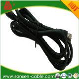 Гарантированность коаксиального кабеля Rg59/RG6/Rg11/Rg213 CCTV CATV