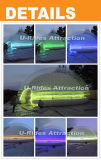 展覧会のための膨脹可能なテントをつけるLEDのイベント