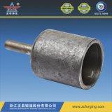 OEMは熱い鍛造材または鋼鉄鍛造材または金属の鍛造材の鋼鉄鍛造材の部品を造った