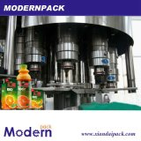 주스 최신 충전물 기계 또는 자동적인 생산 설비