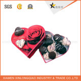 Rectángulos de papel de lujo de la presentación/del arte/de regalo del chocolate, rectángulo de lujo de encargo del chocolate