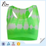 Signore New Custom Design e Sublimation Sports nudo Bra