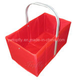 Nuovo disegno del cestino di acquisto pieghevole multifunzionale