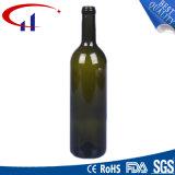 750ml obscuridade - frasco de vinho verde do revestimento da cortiça (CHW8053)