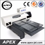 60*90cm Digtial Flatbed Direct a Garment Printer con 4 Trays per T-Shirt