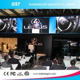 단계 사건을%s 최신 인기 상품 P3 SMD2121 실내 풀 컬러 LED 단말 표시 스크린