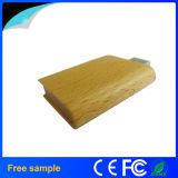 Forma de livro de madeira de exemplo grátis USB Pendrive