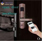 독립적인 사용 우량한 이동할 수 있는 원격 제어 지능적인 자물쇠 디지털 룸 자물쇠