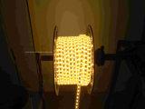 Ce EMC LVD RoHS Twee Jaar van de Garantie, het Flexibele LEIDENE Licht van de Strook/LEIDENE Kabel