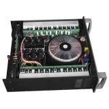 Amplificador de potencia de gran alcance del circuito (1000Wx2, 8 ohmios)