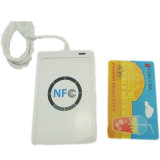 2017 leitor quente ACR122u do smart card da PC-Ligação NFC RFID do USB da venda