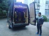 Wheelchair des véhicules à moteur Lift pour Van ou MPV avec Cecertificate et Loading Capacity 350kg