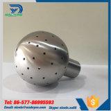Aço inoxidável 304 316 Sanitária higiênico Cip tanque de pulverização Bola