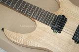 Guitare électrique de musique de Hanhai/6 chaînes de caractères avec la passerelle fixe
