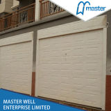 Unità di elaborazione personalizzata Foamed Automatic Residential Insulated Garage Doors Panels Prices di Sectional Sandwich con CE Approved e Highquality