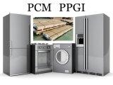 Покрынный цвет гальванизировал стальную катушку (PPGI PPGL)