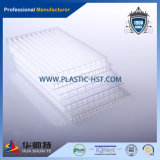 Bronze Polycarbonate PC Twin Wall Hollow Sheet