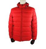 Hochwertiger, konkurrenzfähiger Preis, Dame-rote Auffüllen-Jacke