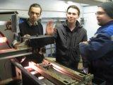De Scherpe Machine van de draad om de Vorm van het Metaal Te verwerken