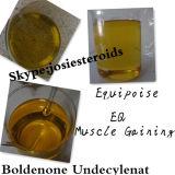 Olio giallo steroide iniettabile Boldenone Undecylenate di EQ per il guadagno del muscolo Equipoise