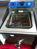 Df10L de Commerciële Elektrische Frituurpan van de Kip voor Snel Voedsel