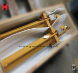 Cilindro hidráulico da flange dianteira de China para a plataforma de trabalho aéreo