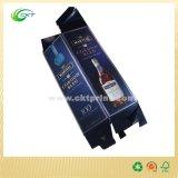 Estampage argenté pour la boîte-cadeau, boîtes à vin (CKT-CB-1158)