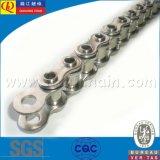 085ssステンレス鋼の不足分ピッチの精密ローラーの鎖