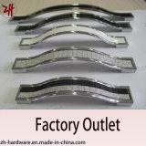 Traitement en alliage de zinc de Module de vente directe d'usine avec le diamant (ZH-1183)
